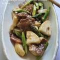 筍の栄養は?今が旬の 『豚肉と筍とアスパラの酢と昆布白だしのサッパリうま煮』