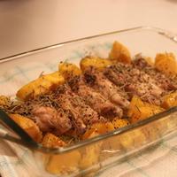鶏スペアリブのハーブ焼き