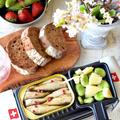 家バル♥ 缶つま♥ オイルサーディンとコンテチーズ空豆焼き【*ホットプレート *常備菜 *缶詰 *簡単】