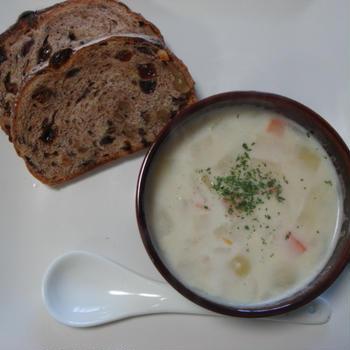 野菜スープ(ミルク編)