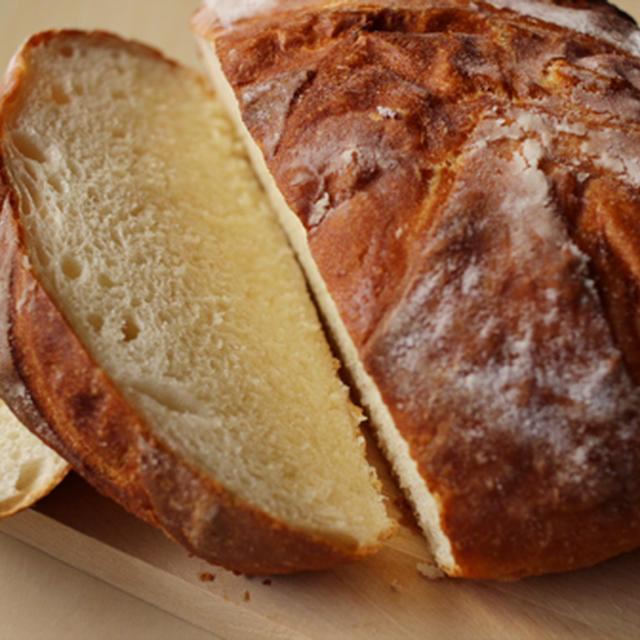 じゃがいも入り田舎パン