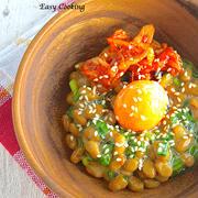 ボリューム満点!「キムチ×卵」で作るおかずレシピ