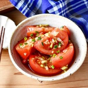 切って和えるだけ!この夏食べたい「トマトの作り置き」まとめ