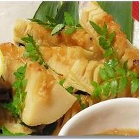 旬菜♪春菜!筍の味噌焼き