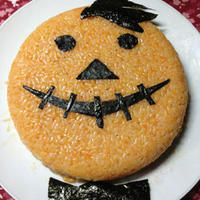 Helloween!すしケーキ~ミツカンのすし酢で、おいしく、簡単