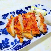 ジューシー「鶏もも肉の照り焼き」