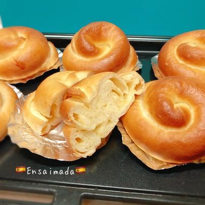 エンサイマダ / スペインの菓子パン