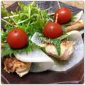 ササミの塩麹焼きお野菜ピンチョス