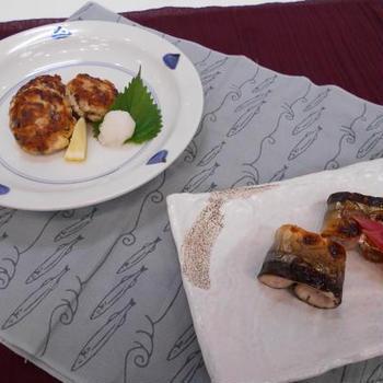 お魚料理を習ってきました (11回目)