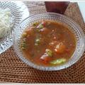 スパイスクッキング(ラタトゥイユ)でトマトソースのつけ汁☆