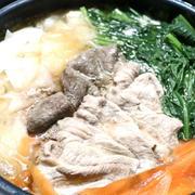 【簡単!冬は鍋!】創味シャンタンで楽々鍋つゆ♪ピラピラ大根の味噌鍋