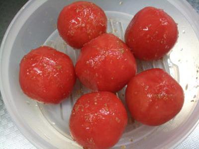 変身トマト