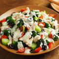 鶏むね肉水晶とブロッコリーのヨーグルトサラダ、作り方動画 by 筋肉料理人さん