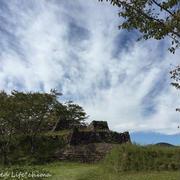 熊野の天空の城~赤木城跡