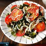 「乾燥わかめ」の活用術!15分以内でパパッと副菜を作りましょ♪