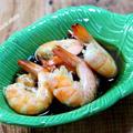 嫁さんも納得の味「海老のうま煮」&「JA大阪北部さんで料理教室してきました。」