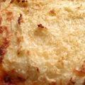 ミートソースの残りが変身〜ミートソースのマッシュポテト焼き by まゆニャンさん