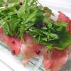 紅鮭のオニオンサラダ
