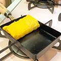 【卵焼き道場】後編:5分で完成!リバーライトの卵焼き器で作る「モチモチ」卵焼き by ミッシェルさん
