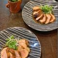 シャトルシェフで簡単!!作り置きにも持って来いの柚子胡椒を利かせて鶏もも肉の紅茶煮!!