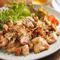 鶏むね肉の焼き肉、かんたん!節約料理 by 筋肉料理人さん