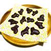 ニャンコとワンコのチョコミントクッキー