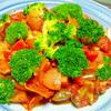 ハーブの香り、野菜たっぷり煮込み