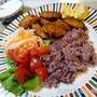 【レシピ】 ひき肉入りファラフェル(Falafel)発芽ひよこ豆でつくるイスラエル発祥のヘルシーフード