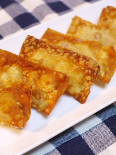 チキンムチーズ揚げ