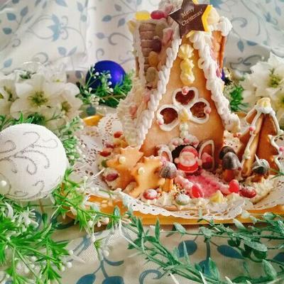 ★今年も!!お菓子の家♡そしてツリーの楽ポイント★
