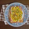 甘じょっぱい焼きトウモロコシのチーズトースト by KOICHIさん
