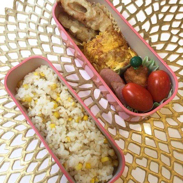 麻婆茄子とお弁当の練習の日曜日