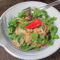 タイ料理のポットラック&タイ風白身魚のセヴィチェ  1・20・2013