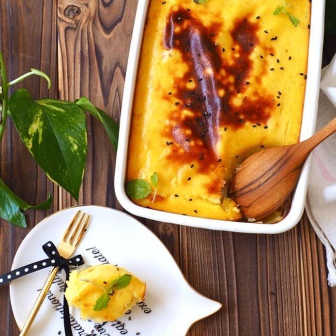 スイートポテトの基本&簡単アレンジレシピ5選。オーブンなしでも!の画像
