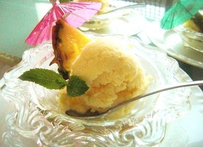 ピニャコラーダアイスクリーム