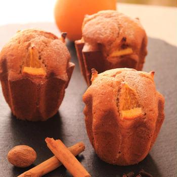 クリスマスの準備 漬け込みフルーツとキャトルエピス