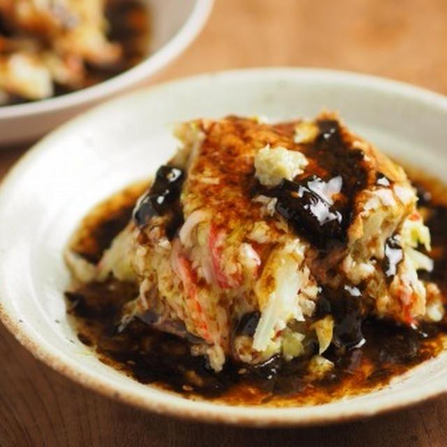 長芋お好み焼きの海苔あんかけ 、 海苔の佃煮を使ったレシピ