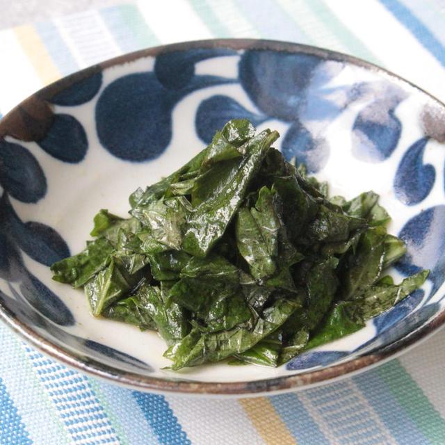 大葉の大量消費におすすめレシピ。ご飯がすすむ大葉ナムルの作り方。作り置きに便利!