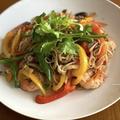 [レシピ]コツがわかれば簡単、夏に食べたいパッタイ風焼きそば