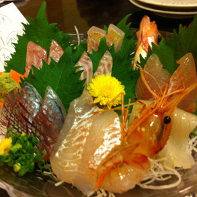 直江津の魚介類