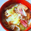 家庭でも簡単にできる、美味しい具沢山の「長崎チャンポン」作り方