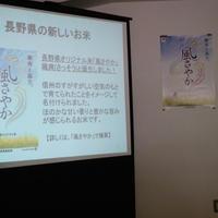 【レシピブログ】長野県オリジナル米「風さやか」体験イベント