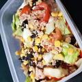 塩麹キャベツのツナサラダ