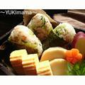 お弁当に~ツナと大根葉のおにぎり(常備菜)~ by YUKImamaさん