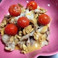 豚肉のピーナッツサラダ風炒め☆レシピブログ