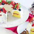 ふわふわ☆スポンジケーキ
