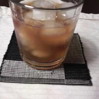 ウィスキーのアイスティー割り