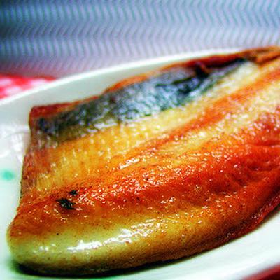 乾煎虱目魚│サバヒーの皮パリパリ塩焼き