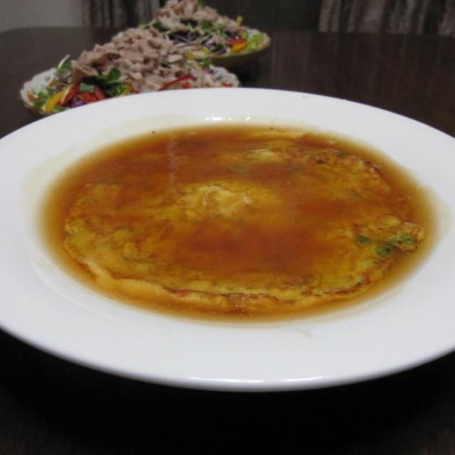 芙蓉蟹-フーロンシェ(かに玉)