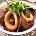 簡単★プリプリっイカと里芋の煮物